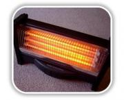 Photo of space heater.